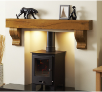 Beam or shelf for you stove